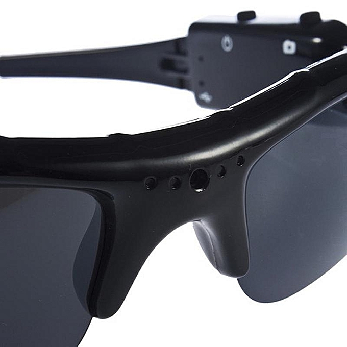 f03d75292e ... 2018  Newest Version 1280x960 Resolution Mini Camera Digital Sunglasses  Eyewear Spectacles Video Recorder Hidden ...