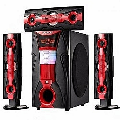 Djack Q3L Bluetooth Function Home Theater