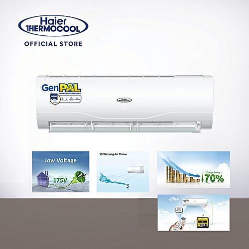 Inverter Air Conditioner (1.5HP) GENPAL (White) HSU-12NRG1