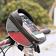 c3f201f3a6f Wheelup Waterproof Frame Handlebar Bag Pouch 6  039   039  Phone Case