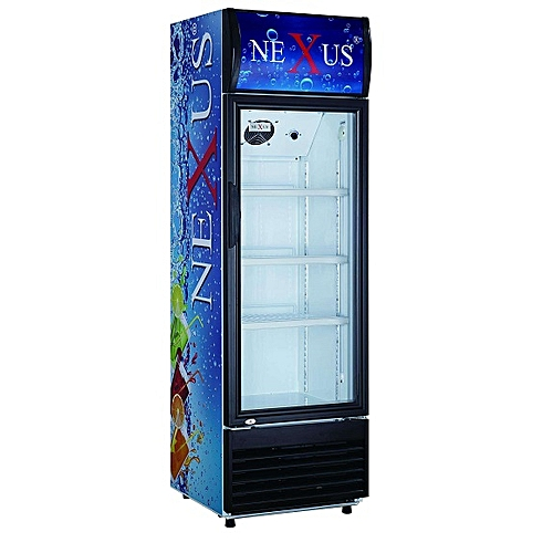UPRIGHT SHOWCASE FRIDGE (NX-501 LTR)
