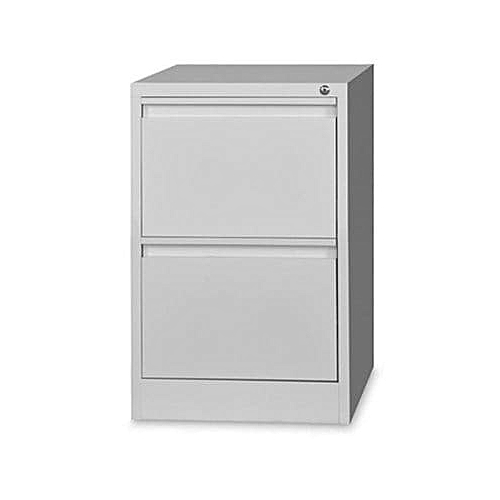 2 Drawers Filing Metal Cabinet