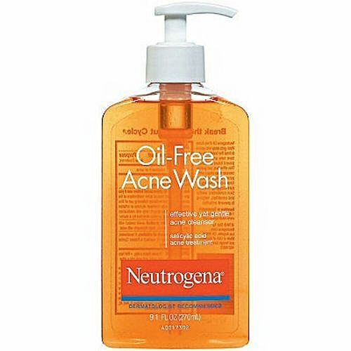 Oil-Free Acne Wash 269ml