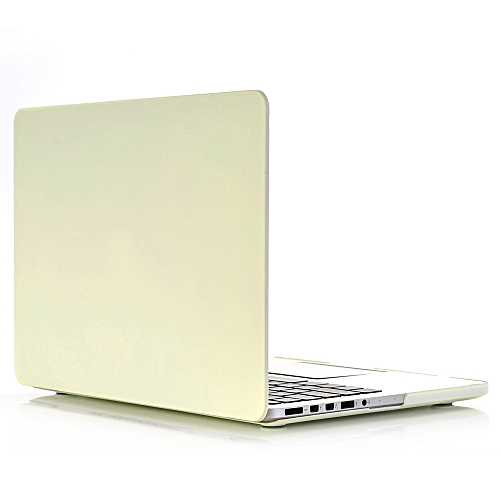 New Cream Apple Notebook Protective Shell Multi-model Specifications Apple 11 Inch 12 Inch 13inch 15 Green