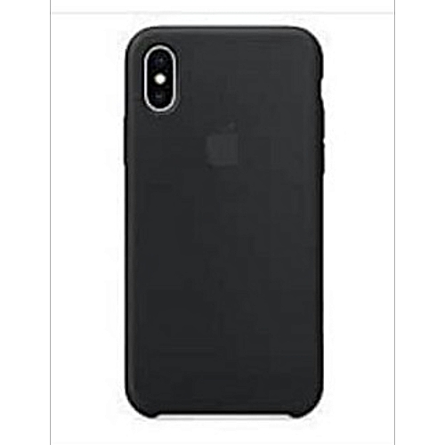 IPhone X Silicon Leather Case