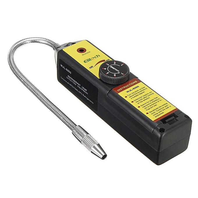 ... Refrigerant Leak Detector Halogen R134a R410a R22a Air Condition HVAC Checker ...