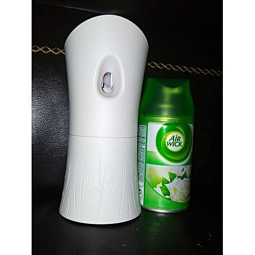 Air Freshner + Automatic Spray Machine