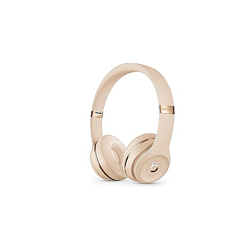 ab3692e50ab Beats by Dr. Dre Beats By Dr. Dre Solo3 Wireless On-Ear Headphones SATIN  GOLD