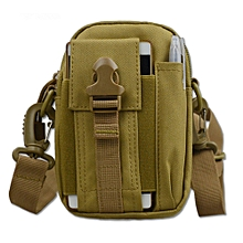 131890c64a Waterproof Sports Pockets Outdoor Running Travel Army Ffan Tactical  Pockets-Khaki