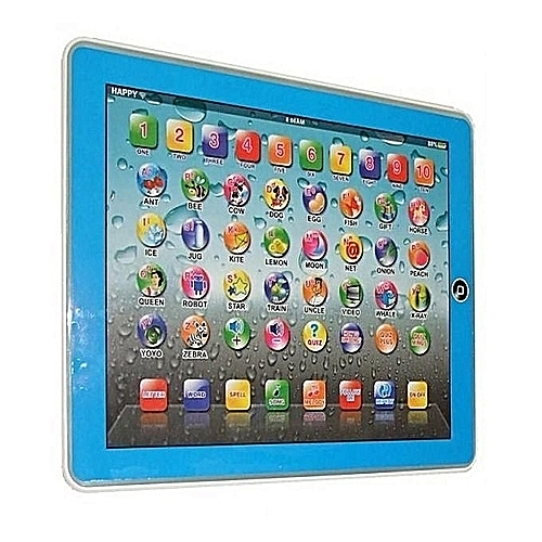 Kids Learning Tablet >> Y Pad Educational Kids Learning Tablet Ipad Color Blue Jumia Ng