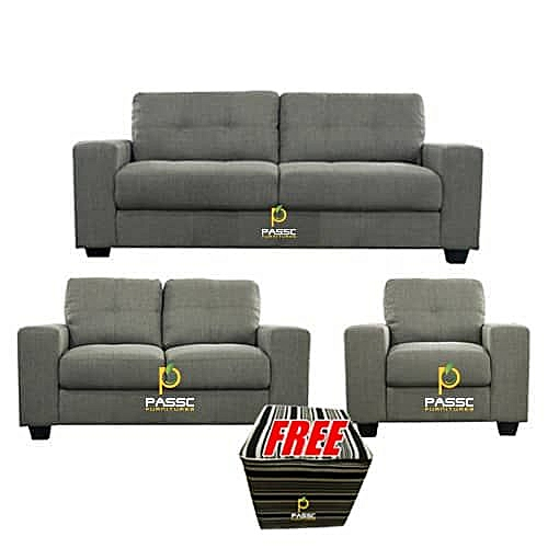 7 Seater + FREE OTTOMAN. DELIVERY TO LAGOS RESIDENCE