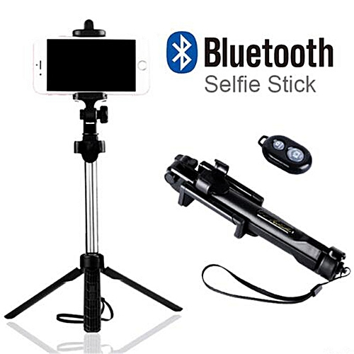 Portable Mini Bluetooth Selfie Stick With Tripod For Phone