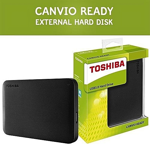 Toshiba 1tb External Hard Drive usb 3.0