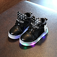 0c3ce7181b2 2019LED Lamp Fashion Cartoon Children  039 s Shoes Boys And Girls Age  Casual Shoes