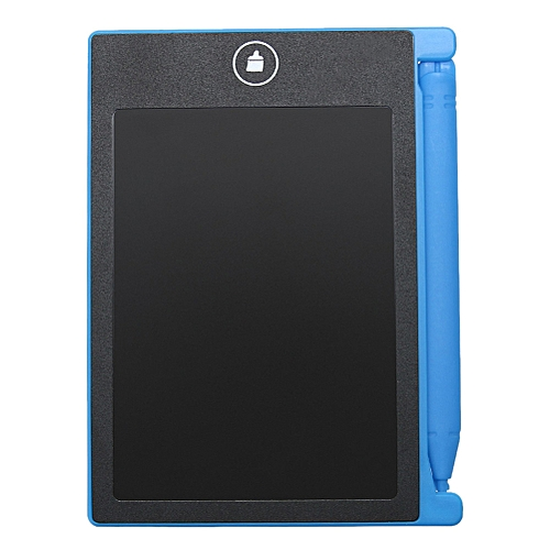 4.4-inch LCD EWriter Paperless Memo Pad Tablet Writing Drawing Graphics Board Blue
