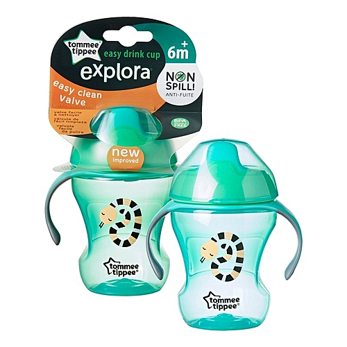 Explora Non Spill Easy Drink Cup 6mths+