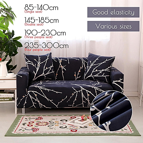 11 Color Elastic Sofa Tight Wrap All-inclusive Slip-resistant Sofa Cover Elastic Sofa Towel Single/Two/Three/Four-seater