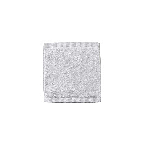 High Quality White Face Towel-12 Pieces