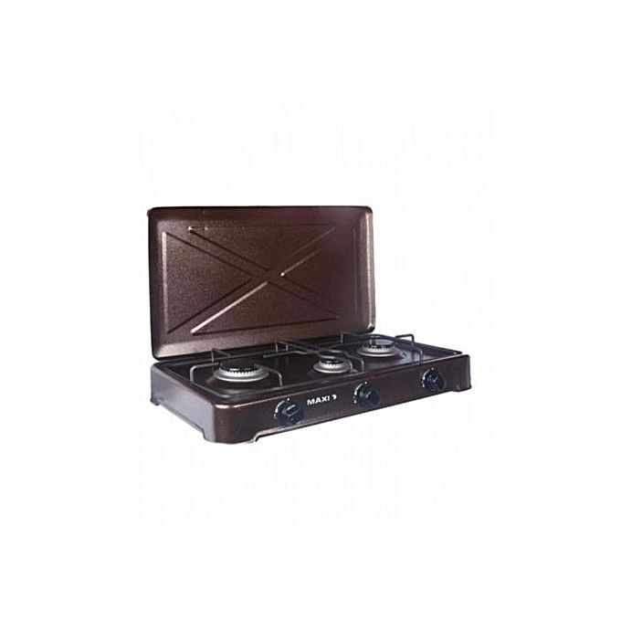 Buy Table Top Gas Cooker 3 Burner Maxi 300 Best