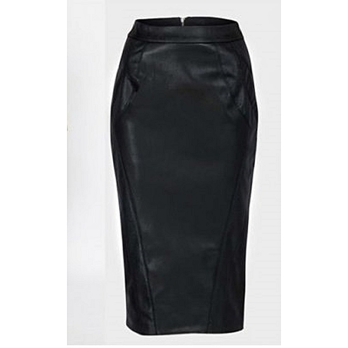 9eb85fb6c Fashion Pencil Skirt Faux Leather | Jumia NG