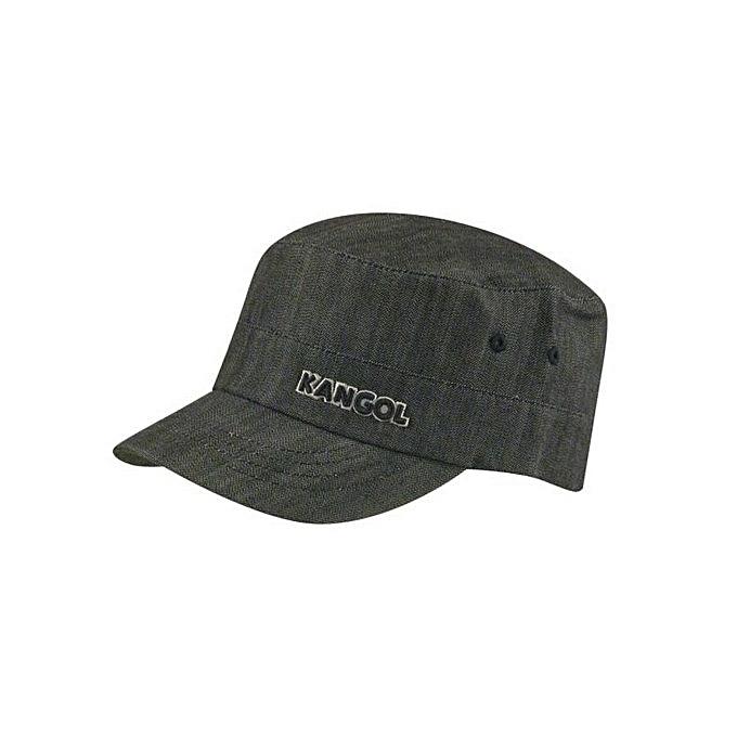 c59116d7 Kangol Denim Flexfit Army Cap Black   Jumia NG