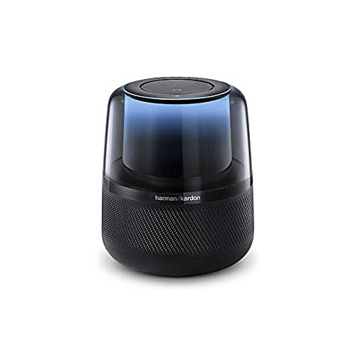 Allure Voice-Activated Home Speaker With Alexa, Black