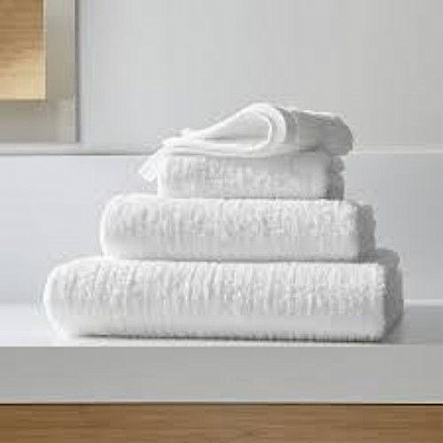 White Towels Set Of 4
