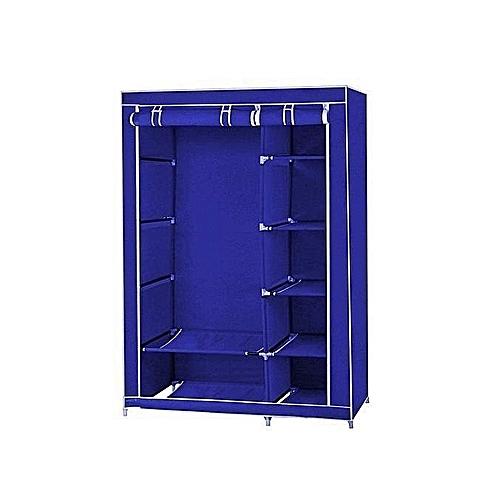 Mobile Wardrobe Blue