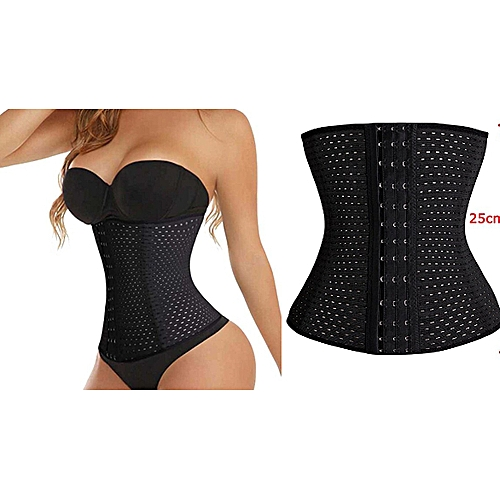 Waist And Tummy Trainer And Body Shaper