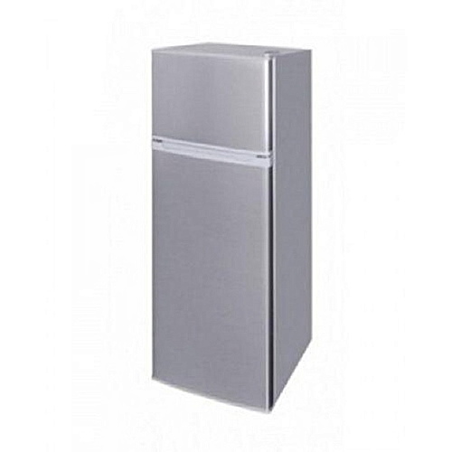 DOUBLE DOOR FAST COOLING REFRIGERATOR RBCD138 (silver)