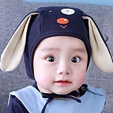 5bffc83a0e1 Hiaojbk Store Toddler Infant Baby Kids Boys Girls Cartoon Dog 3D Ears Beanie  Headgear Hat Cap