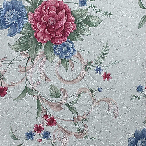 Wallpapers 3D Wall Paper Art - Flower Print