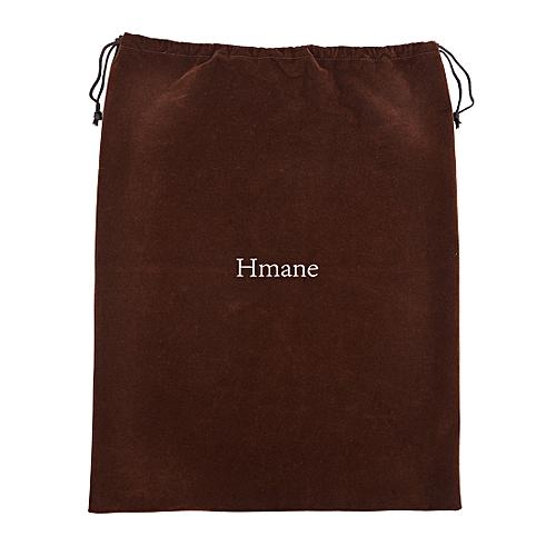 Professional Velvet Bag Storage Bag Special For Wine Glass Hanger Rack - Brown