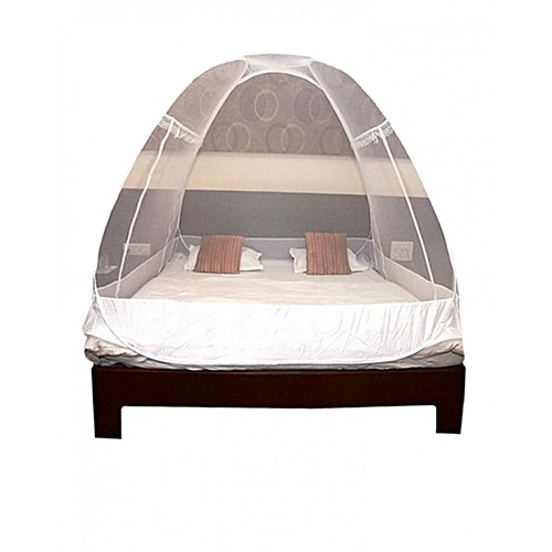 Foldable Tent Mosquito Net For 7x7 Bed