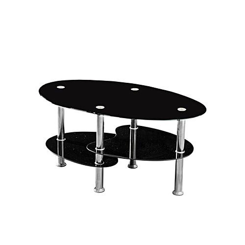 Unique Centre Table C-166 - Black