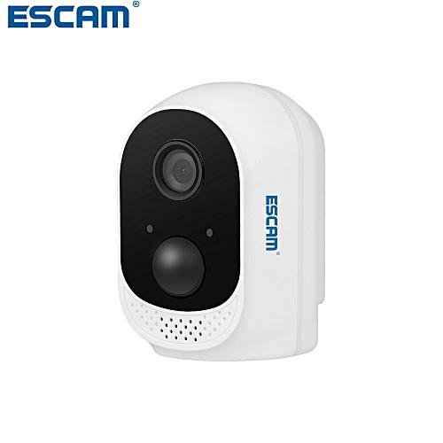 ESCAM QF230 HD 1080P 2MP Security IP Camera P2P With 10400mAh Battery WIFI IR PIR Surveillance Night Vision CCTV Cameras( 64G 3.6mm) CUI WOT