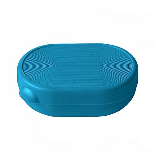Soap Box Portable Soap Dishes Holder Soapbox Tray Bathroom