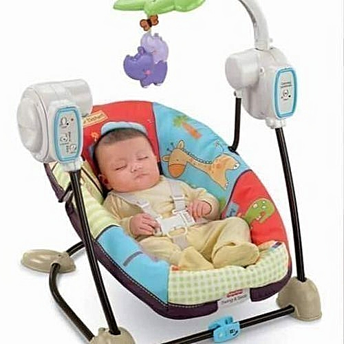 eace3c6ee Fisher-Price Baby Bouncer Rocker (FISHER PRICE).