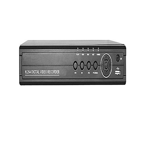 H.264 4CH Digital Video Recorder (DVR)