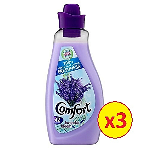 Lavender Fabric Conditioner 42 Wash 1.5L Pack Of 3