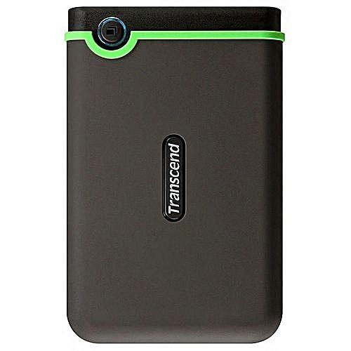 1TB Hard Drive, USB 3.1 StoreJet Shock Resistance Portable