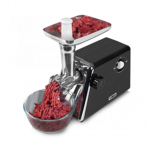 Tower T19005 Meat Grinder - Black/Stainless Steel