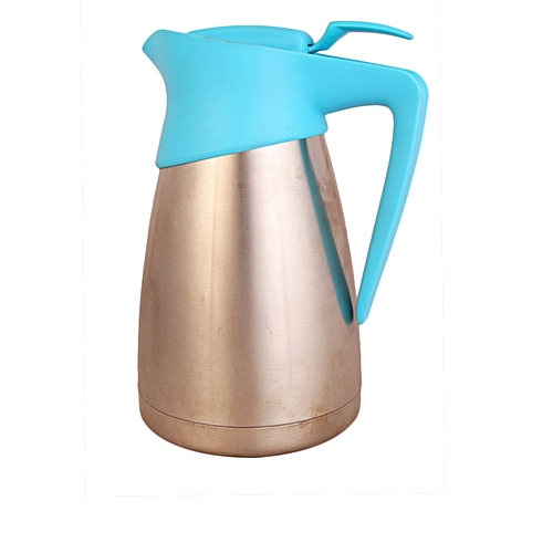 Dispenser Steel Flask - Blue
