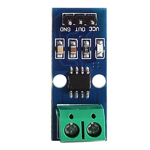 LDTR - WG0024 DC 5V 30A ACS712 Current Sensor Module For Arduino - Blue