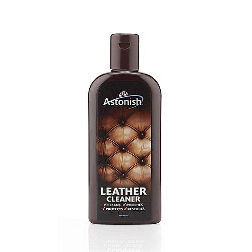 Leather Cleaner For Car Seat/Leather Chair/ Handbag-Cream