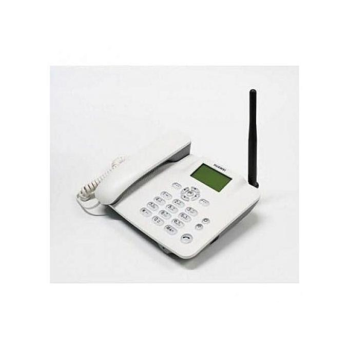 Deskphone Gsm Sim Table Phone F317