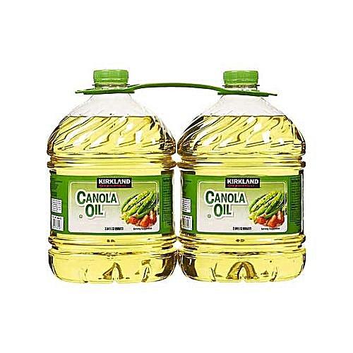 Kirkland Signature Canola Oil-Pack Of 6