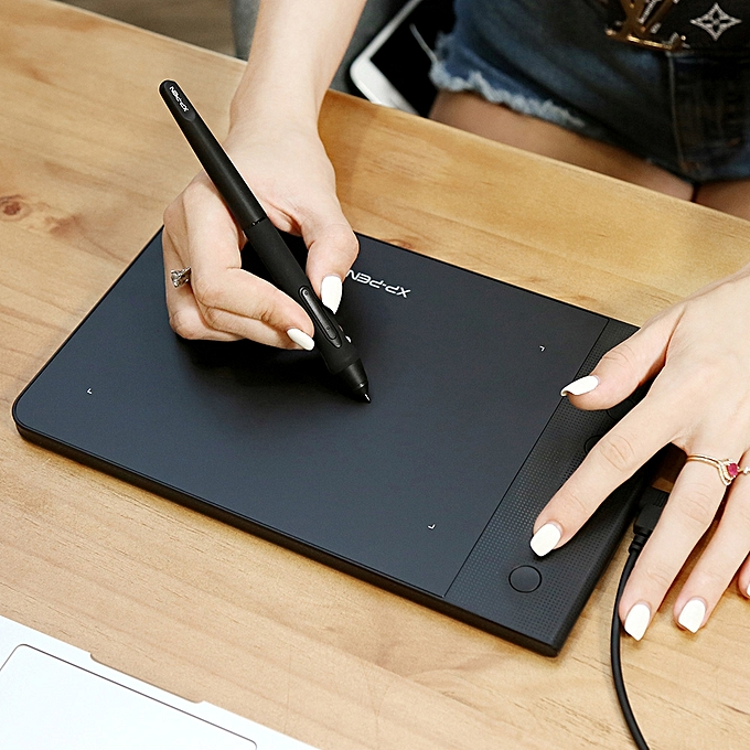 XP-PEN G640S 6 X 4 Inch Graphic Drawing Tablet For OSU! Gameplay With  Battery-Free Stylus Design
