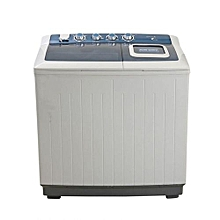 8 Kg Twin Tub Washing Machine With Spinner - MTE80-P502S (BF 17)