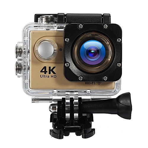 H9R 4K Ultra HD 1080P WiFi 140° Sport Action Camera Waterproof Remote Control